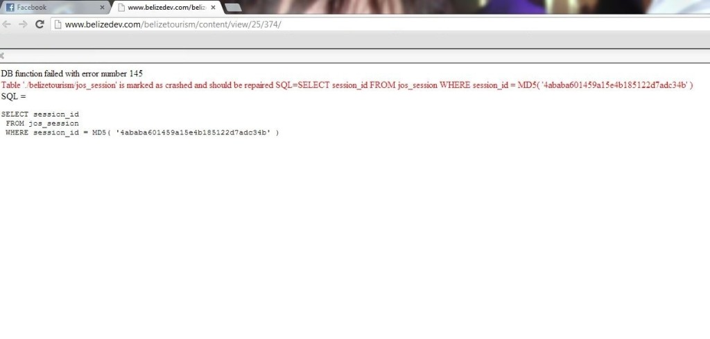belize website