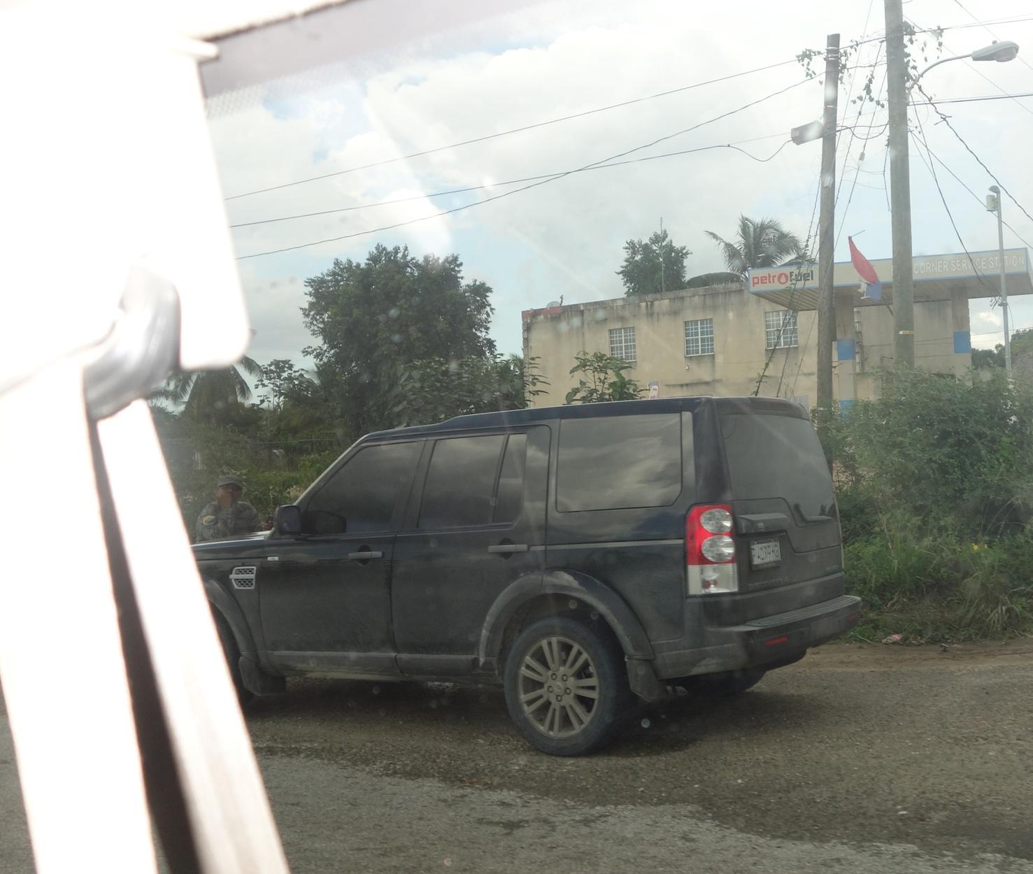 checkpoint rain