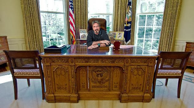 president JM