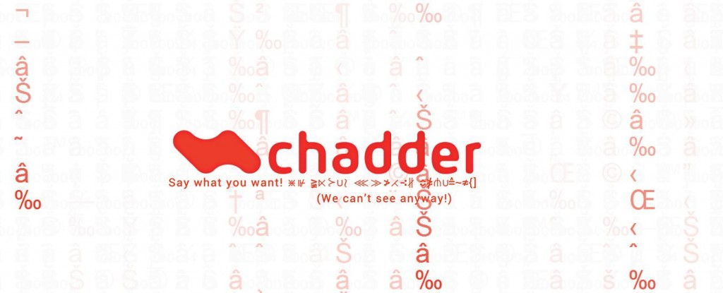 Chadder APP
